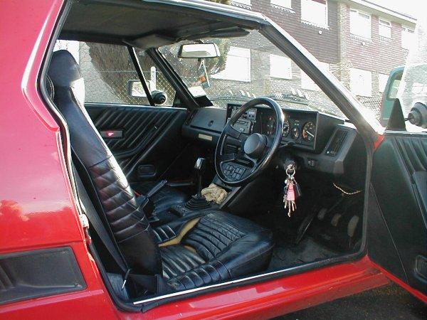 1972 Fiat X1 9. FIAT X-19 1982 1500cc